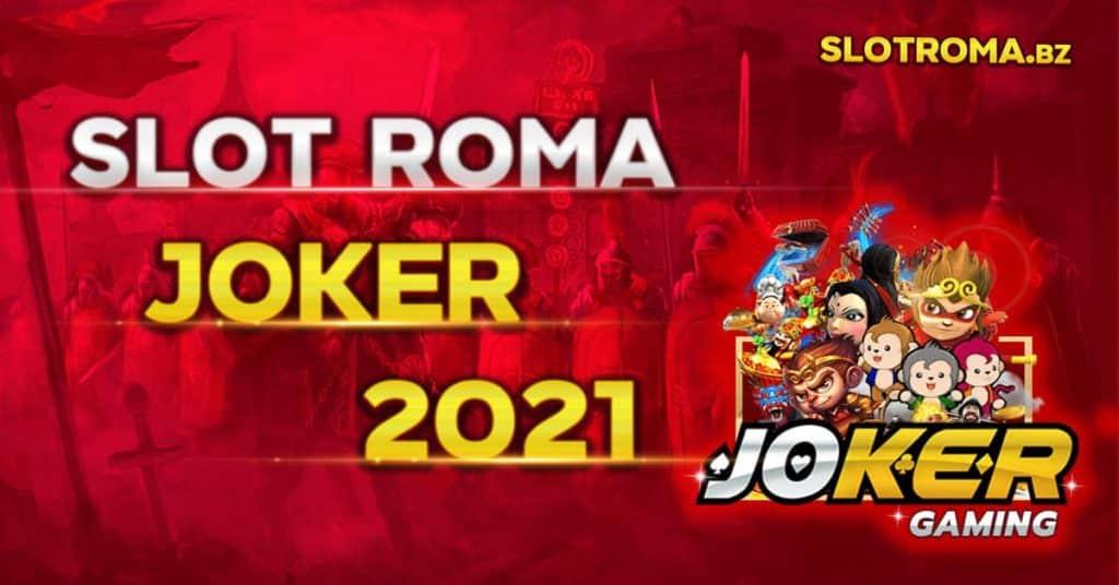 slot roma joker